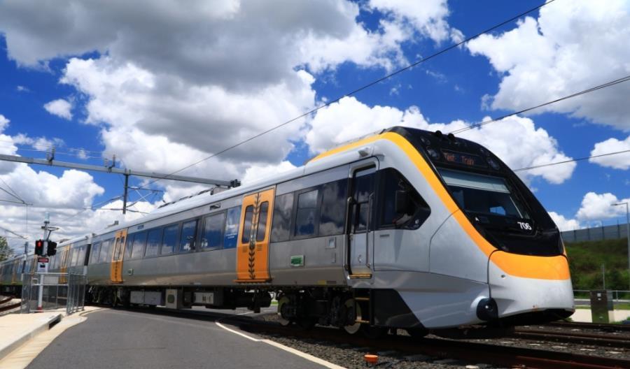 Australia: Bombardier dostarczył 75 wąskotorowych ezt