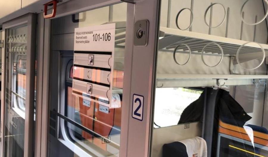 Generatory mowy w zmodernizowanych wagonach PKP Intercity