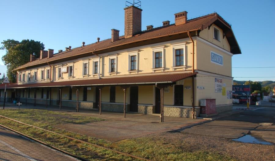 PKP Intercity obsługuje mniej stacji w południowo-wschodniej części Podkarpacia