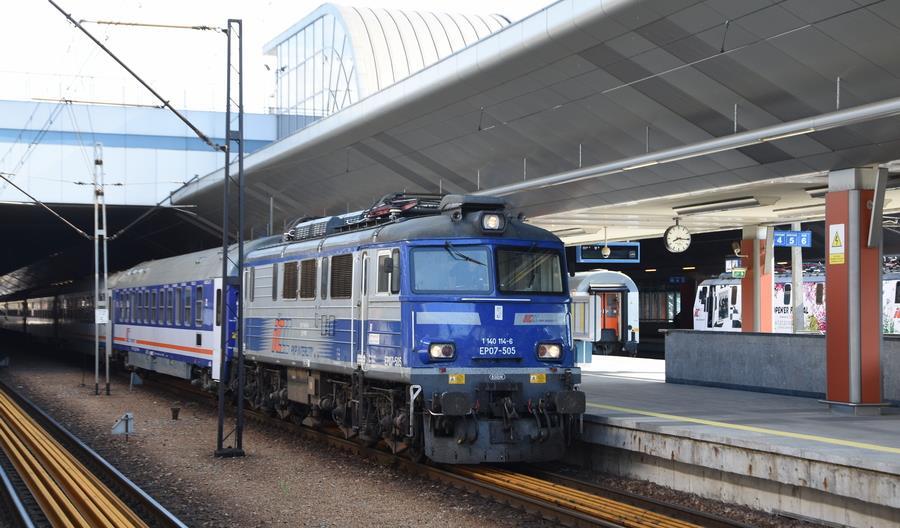 Zmiany na linii Katowice – Kraków