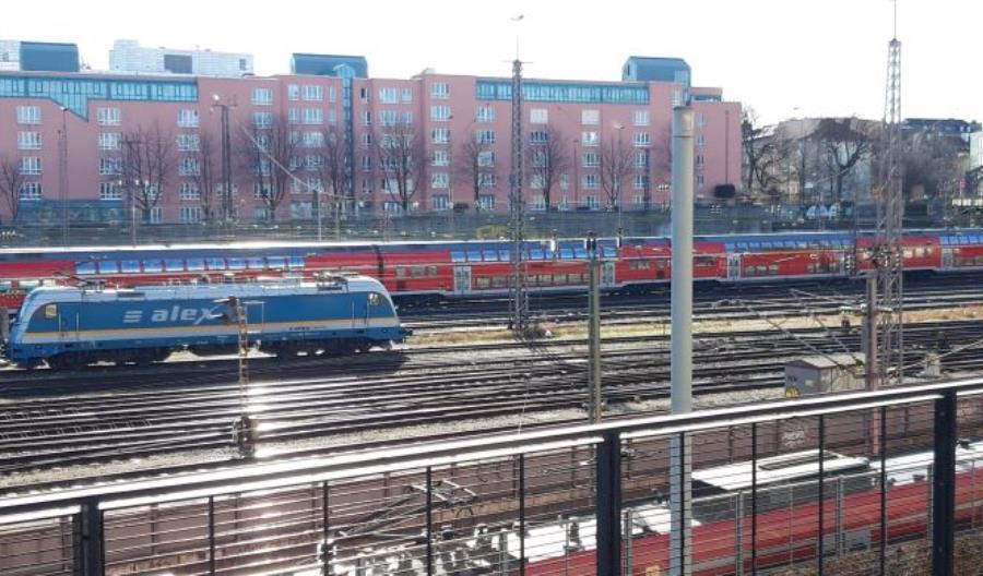 Niż Sabine nad Polską. Utrudnienia na kolei mniejsze niż w Niemczech