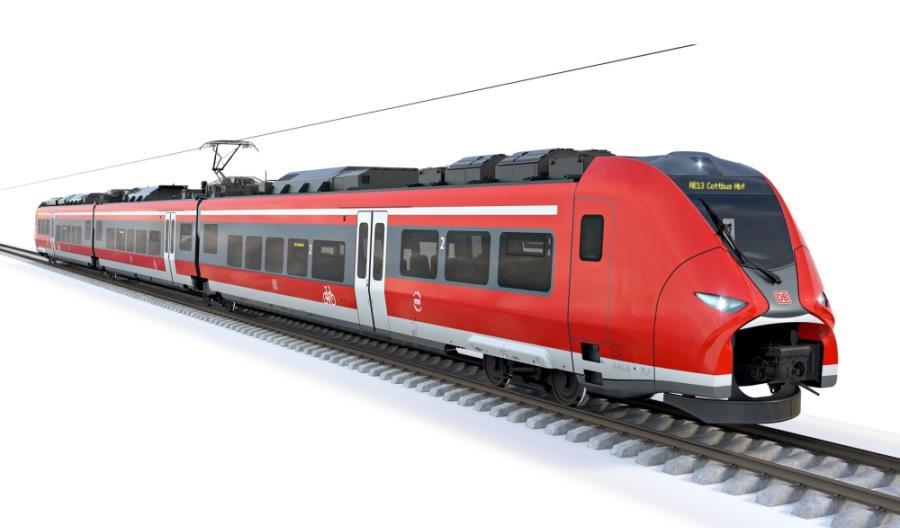DB Regio kupuje nowe pociągi Mireo do obsługi tras w Saksonii i Brandenburgii