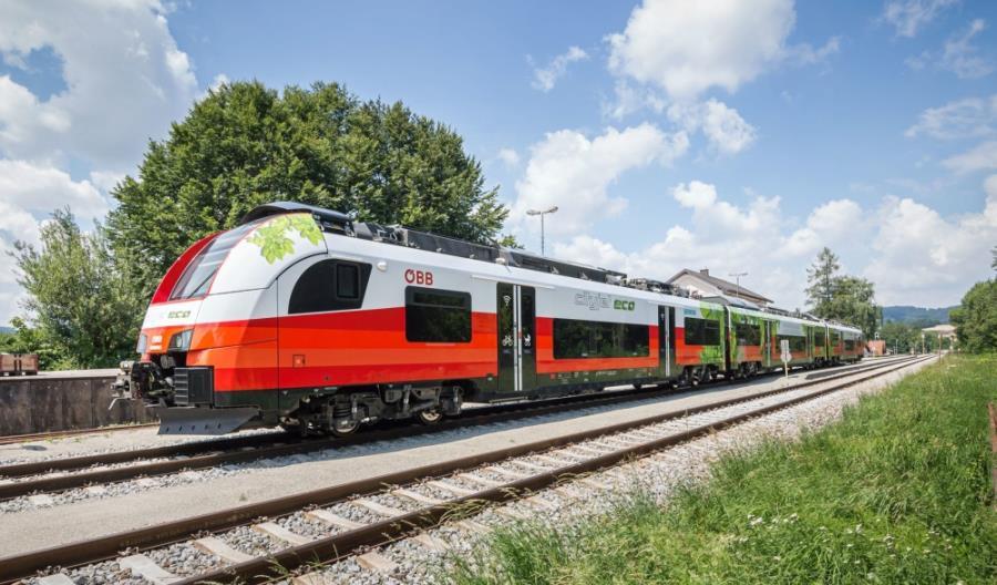 Koleje Austriackie zamawiają 11 hybrydowych pociągów Desiro ML Cityjet