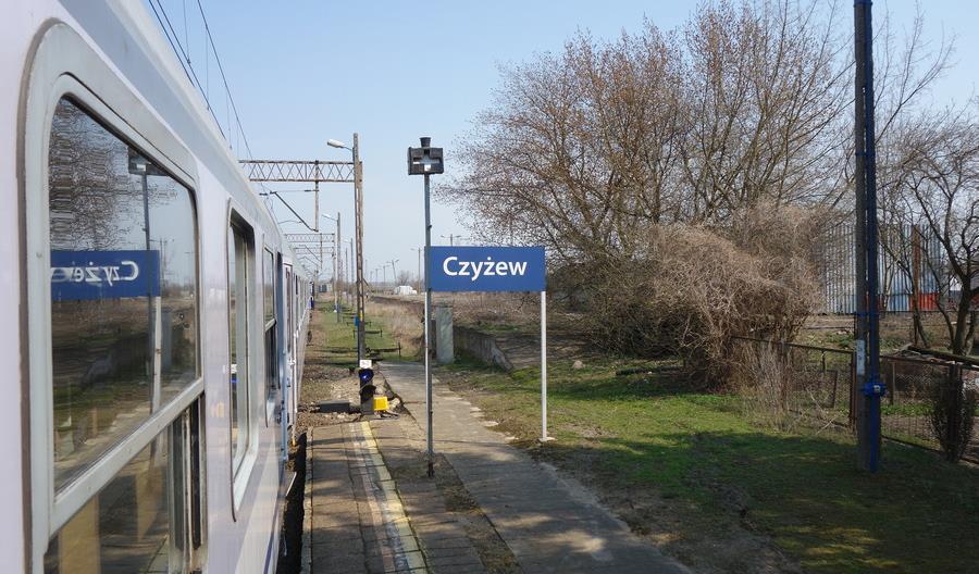 Konsorcjum chińskich firm i Intercor ponownie wskazane do modernizacji odcinka Czyżew – Białystok