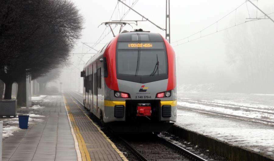 Łódzkie: Nowy, lekki tabor to niższe koszty uruchamiania pociągów