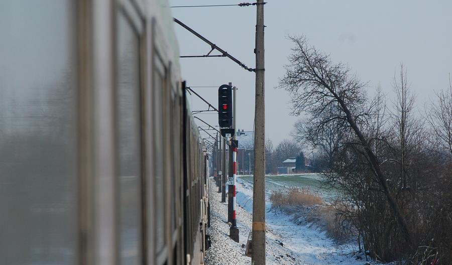 UTK: W 2019 r. odnotowaliśmy 113 zdarzeń niebezpiecznych nieobejmujących przejazdów kolejowo-drogowych