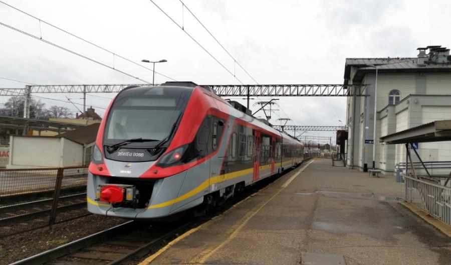 """Czy będzie nowa linia Łódź – Kutno? """"Nie znamy wielkości dostępnych środków"""""""
