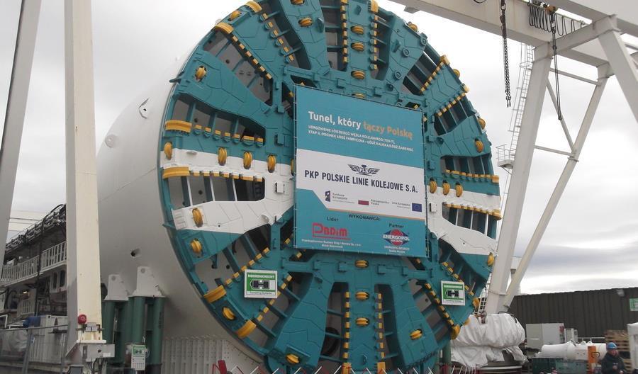 Ekspert PZPB: Są szanse na ukończenie łódzkiego tunelu średnicowego w terminie