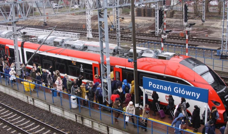 Powstanie koncepcja rozwoju Poznańskiego Węzła Kolejowego