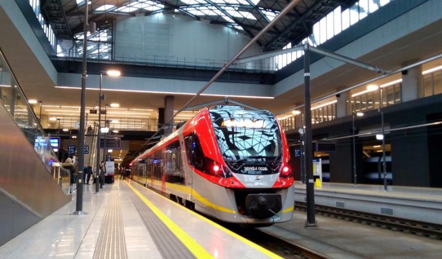 Czerwcowa korekta rozkładu jazdy w ŁKA: do ruchu wróci 50 pociągów