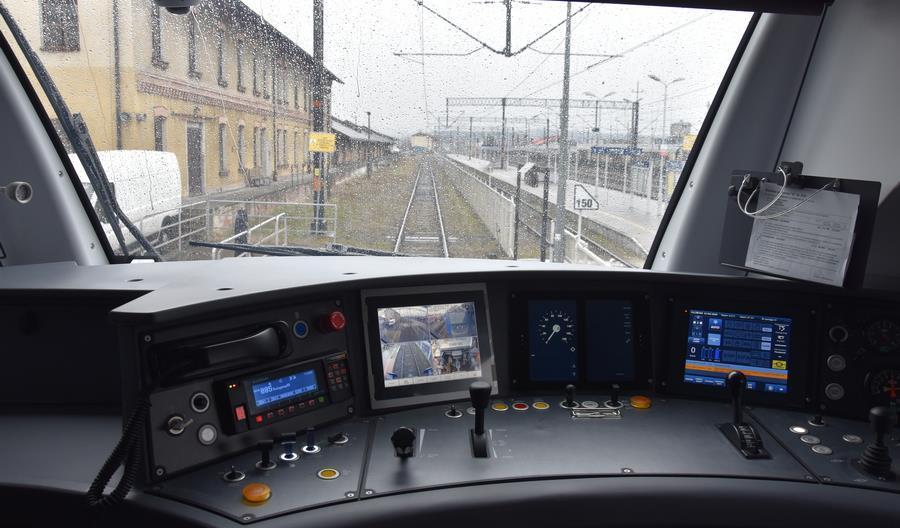 Urządzenia pokładowe ETCS od Siemens Mobility  w nowych lokomotywach Newagu