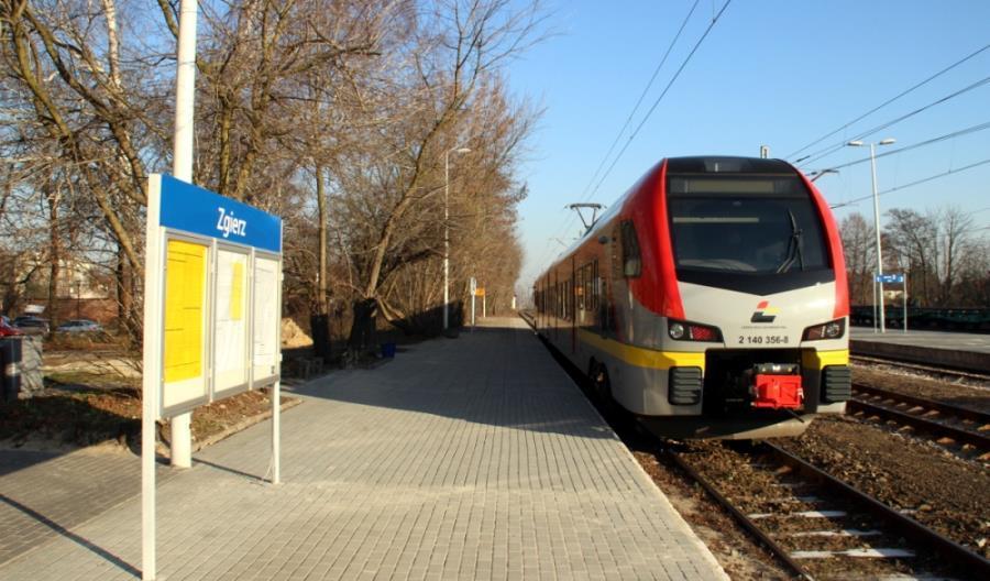 ŁKA: W kwietniu jeszcze mniej pociągów