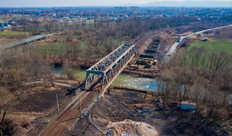 Ruszyła przebudowa stacji Czechowice-Dziedzice za ponad miliard złotych