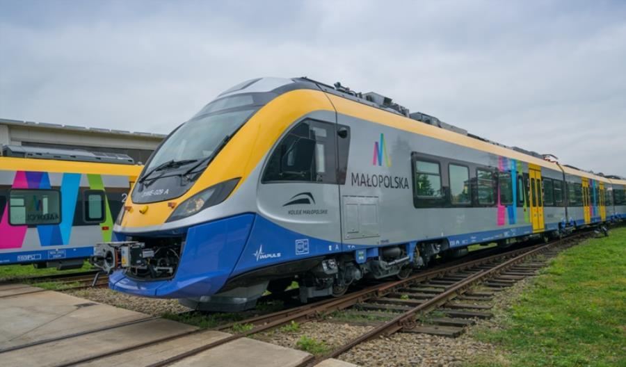 Małopolska kupi kolejne pociągi z Newagu