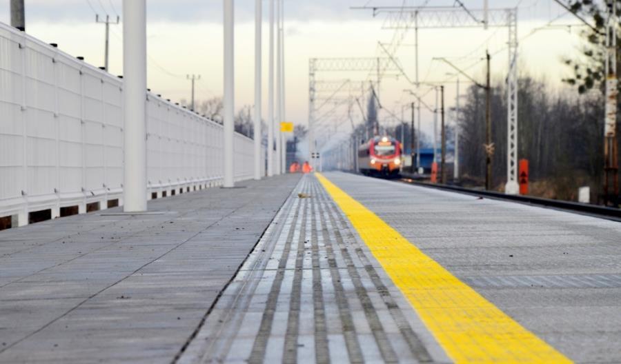 Przystanek w Pisarach (gmina Zabierzów) może powstać najwcześniej za kilka lat