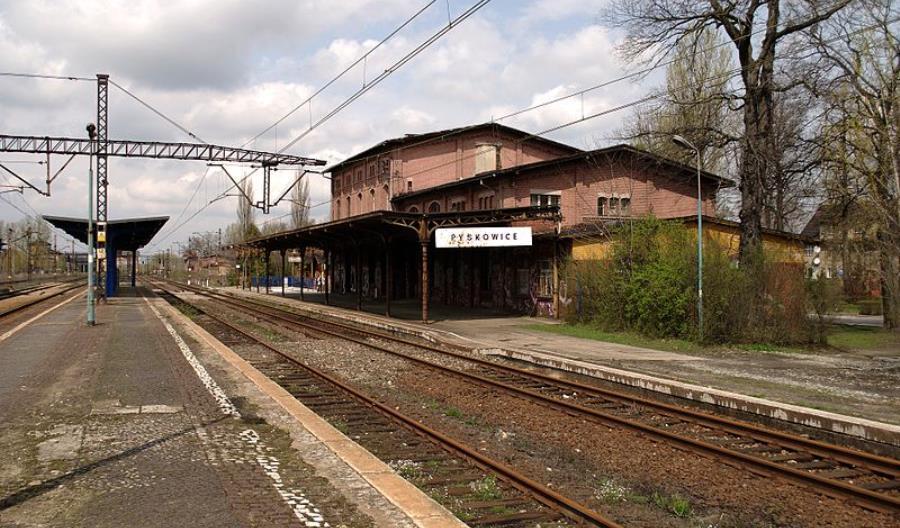 Trzy warianty przybliżenia kolei do Pyskowic
