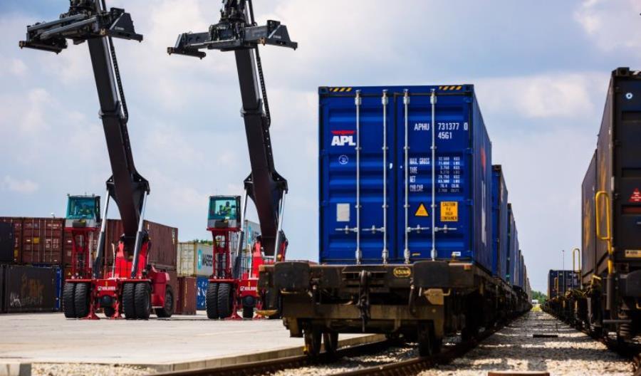 PKP Cargo Connect będzie przewozić żywność do Chin przez Rosję... mimo embarga