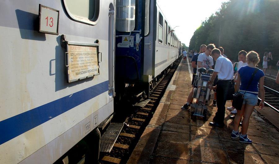 Pociągi PKP Intercity nie zatrzymają się w Odolanowie