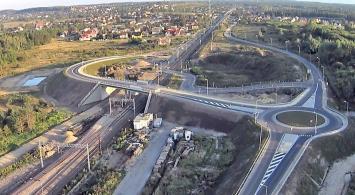 Otwarto dziewięć z dziesięciu nowych wiaduktów nad linią Kraków – Katowice
