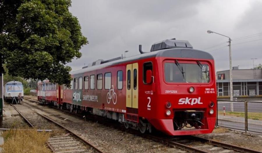 Koleje Dolnośląskie wstrzymują dzierżawę spalinowych pojazdów z SKPL