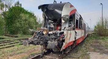 Są zarzuty dla kierowcy ciężarówki, który wjechał pod szynobus w Bolechowie [aktualizacja]