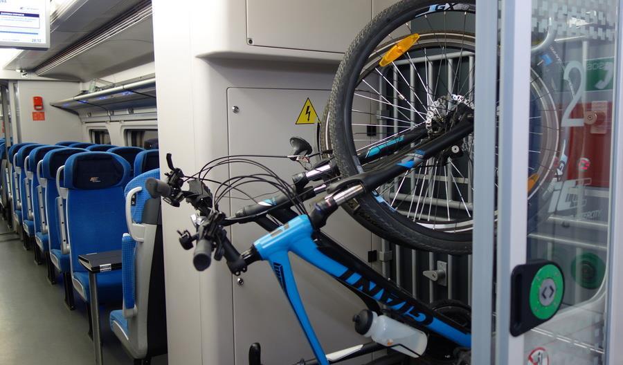 Rower w PKP Intercity w czasie pandemii?