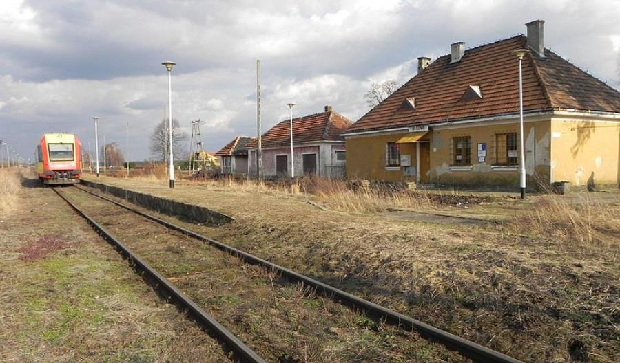 Lubaczów tworzy kolejowe muzeum. Przetarg na remont Ty2-7 z wagonami