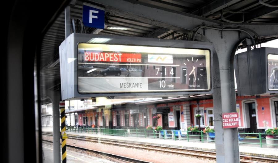 Czy na letni urlop za granicę pojedziemy pociągiem?
