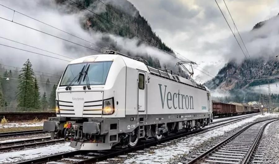 Kolejna używana wielosystemowa lokomotywa w Kolejach Czeskich