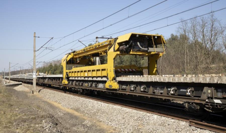 Prezes PKP apeluje do KE o wsparcie inwestycji kolejowych