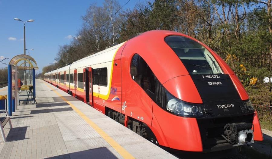 Pociągi SKM przez trzy tygodnie nie będą dojeżdżać do Radzymina
