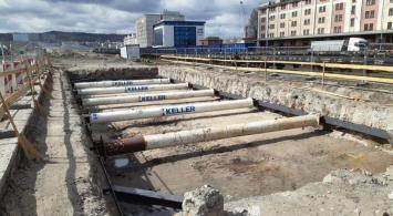 PLK: Modernizacja torów do trójmiejskich portów idzie do przodu [zdjęcia]