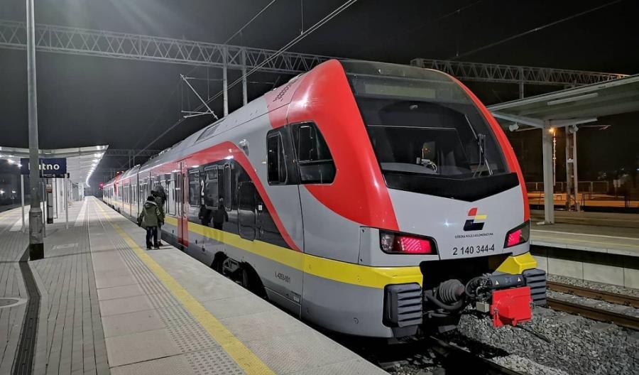 ŁKA bez pociągu do Piotrkowa aż do końca lipca