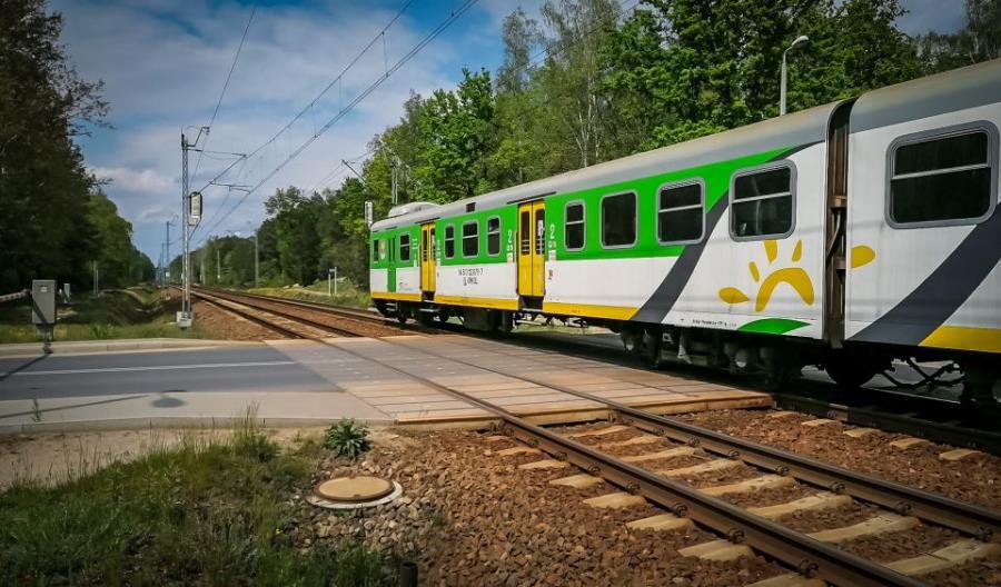 Od 1 czerwca więcej pociągów Kolei Mazowieckich