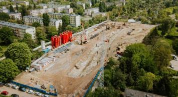 Kolejny rekord na budowie Tunelu Średnicowego w Łodzi [zdjęcia]