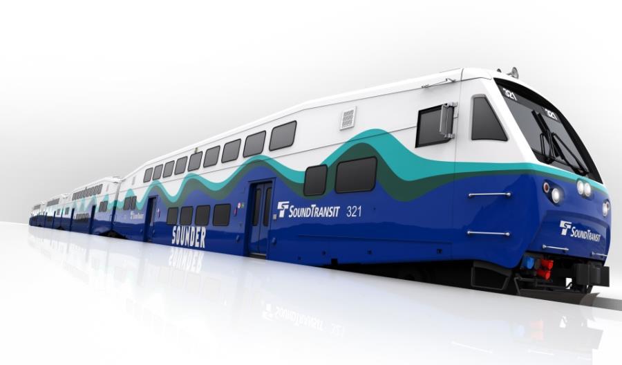 USA: Bombardier dostarczy 28 dodatkowych wagonów piętrowych