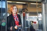 Kierowniczka pociągu KD: Jesteśmy na służbie, taki wybraliśmy zawód