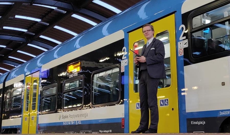 Kierownik pociągu z KŚ: Ważne, by pasażerowie wrócili na kolej. Bez nich nie ma nas