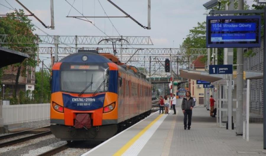 Lubuskie odmraża połączenia kolejowe