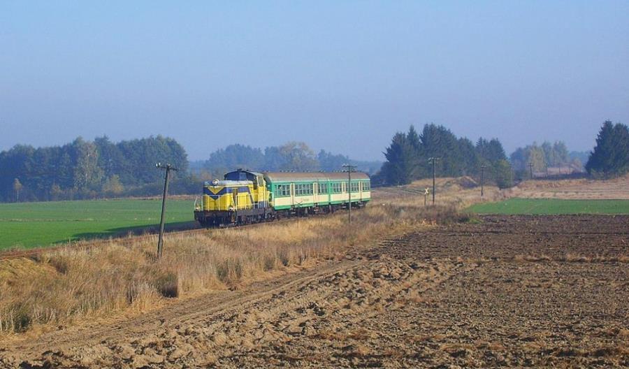 Rosną szanse na budowę linii kolejowej do Koronowa?