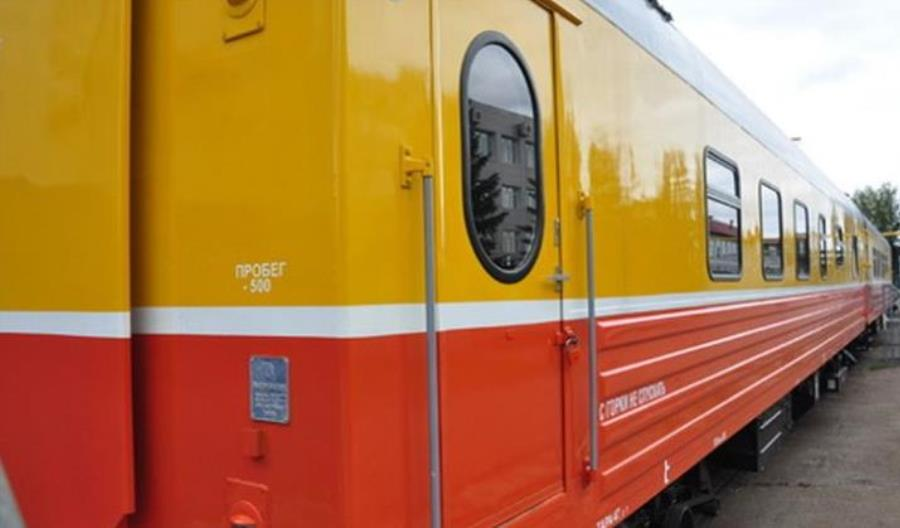 Rosyjskie wagony dla Egiptu przeszły testy na Węgrzech [film]