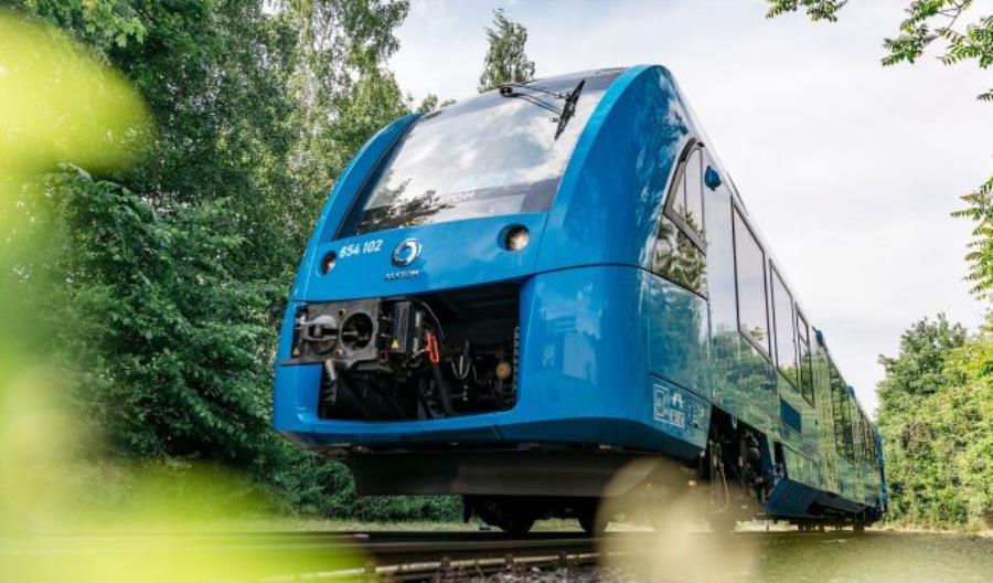 Alstom i Snam z umową na pociągi wodorowe dla Włoch