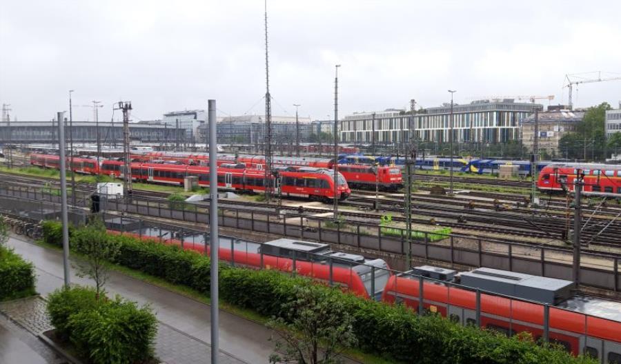 W Niemczech wracają pociągi międzynarodowe