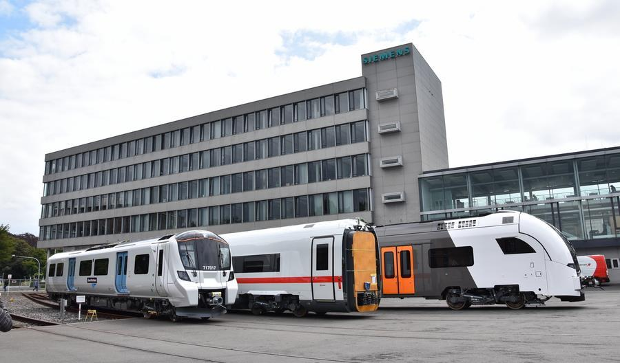 Pandemia nie zatrzymała Siemens Mobility. Dobre wyniki finansowe giganta