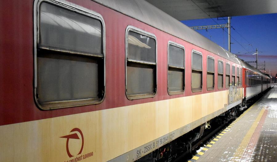 PKP Intercity czeka na słowackie i czeskie wagony