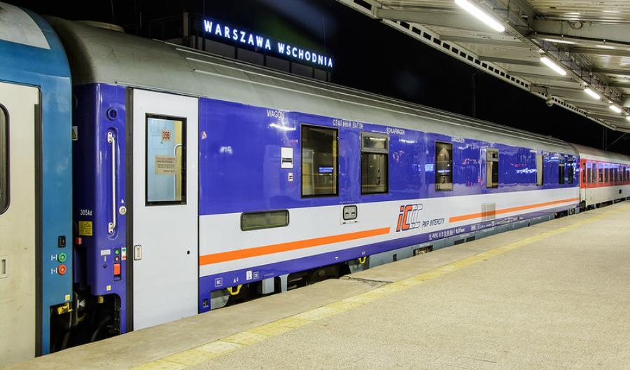Wagonów sypialnych i kuszetek na razie nie będzie w żadnym pociągu PKP IC