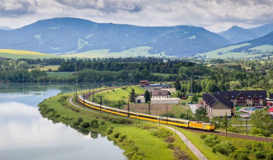 RegioJet będzie jeździł do Chorwacji codziennie