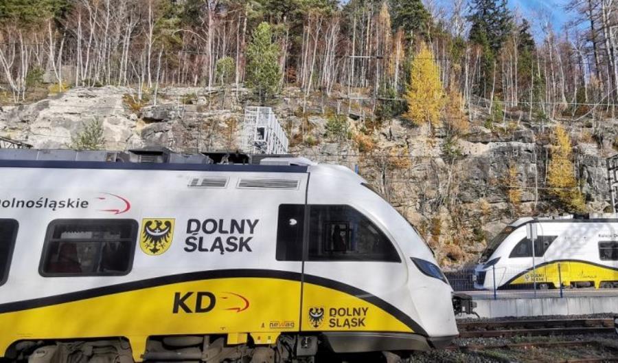 Kolejne pociągi Kolei Dolnośląskich wracają od lipca