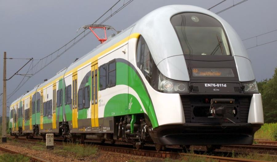 Public Transport Service wykonana naprawy Elfów KM i modernizację SA108