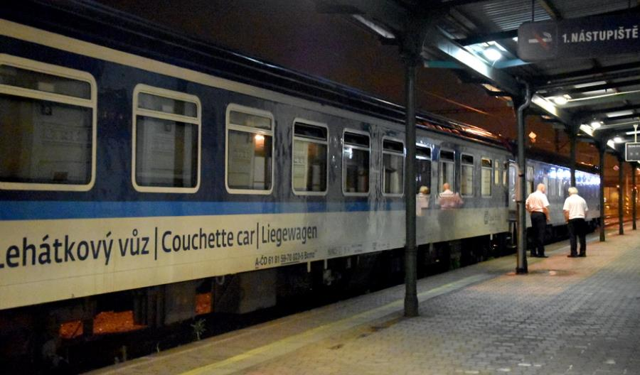 17 lipca wrócą nocne pociągi międzynarodowe z wagonami sypialnymi i kuszetkami